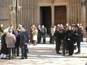 Mor el santcugatenc Francesc Carbó a l'edat de 77 anys