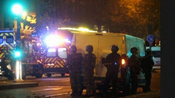 París ha patit fins a sis atacs en cadena en diferents espais / Foto: ccma.cat/324