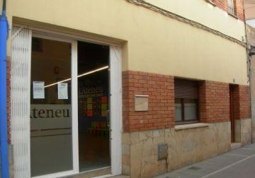 L'Ateneu tanca el local del carrer Sabadell