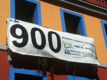 Més de 900 incrits en els cursos de l'Ateneu aquest trimestre