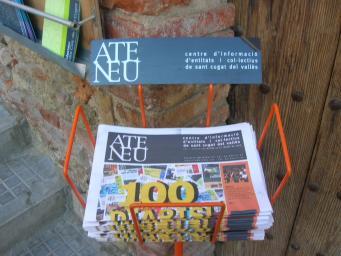 El periòdic 'Ateneu' arriba al centenar d'edicions i vol continuar creixent