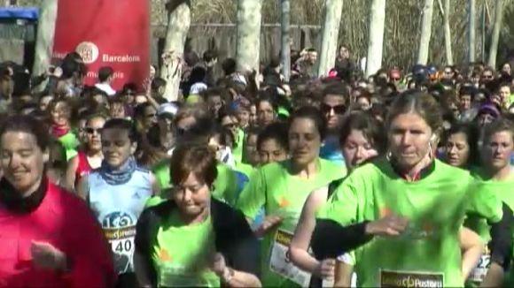 ERC-MES vol que es recuperi 'el caràcter reivindicatiu feminista' de les 5 Milles Femenines de Valldoreix
