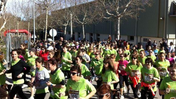 Imatge de la darrera edició de les 5 milles femenines de Valldoreix