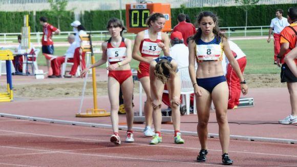 El Muntanyenc tanca el Campionat de Catalunya juvenil amb quatre metalls al coll