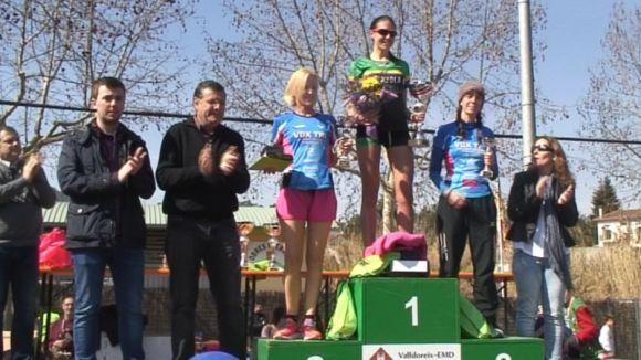 Laura Domínguez guanya les 5 milles de Valldoreix amb molta autoritat