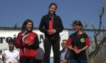 Encarna Viñas guanya les Cinc Milles Femenines de Valldoreix per mil·lèsimes