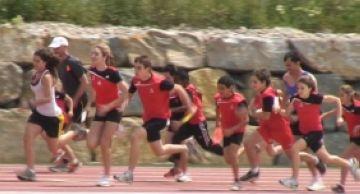 El nou format de la festa de l'atletisme del Club Muntanyenc s'estrena amb bona nota