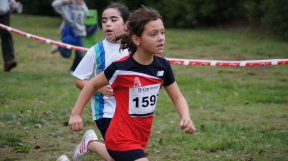 Comença el curs per als més de 200 atletes del Muntanyenc