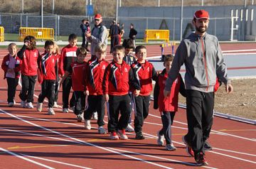 El Muntanyenc, al Campionat d'Espanya d'Atletisme