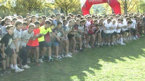 El 16è Cros Ciutat de Sant Cugat supera per primer cop els 4.000 participants