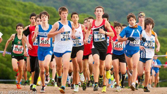 El Muntanyenc triomfa en la classificació per equips del Cros Ciutat de Mataró