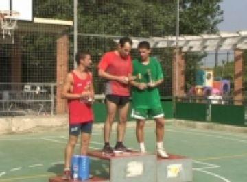 Els mirasolencs surten a fer esport durant la Festa Major