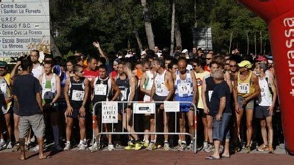 Sans: 'Esperem estar entre els 300 participants a la Cursa de la Floresta'
