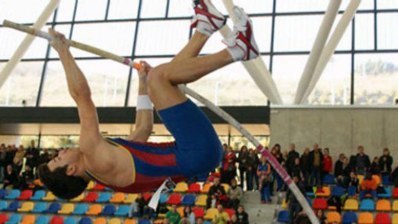 Imatge d'arxiu de l'atleta Didac Salas / Foto: RFEA