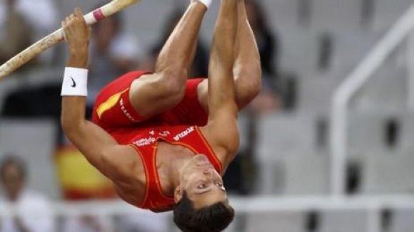 L'atleta Didac Salas es classifica segon a l'Estatal Absolut d'Alcobendas