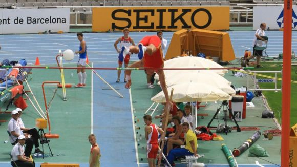 Salas: 'L'objectiu de la nova temporada és disputar competicions mundials'