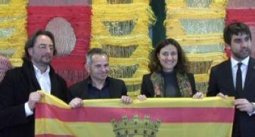Enric Gómez portarà la bandera de Sant Cugat al Pol Nord