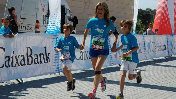 La Family Run arriba a Sant Cugat amb la voluntat d'unir ciutat, esport i família