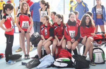 11 atletes del Club Muntanyenc disputaran el campionat de Catalunya infantil