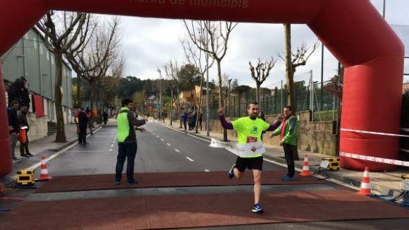 Josep Díaz és el vigent campió de les Milles Valldoreix en categoria absoluta