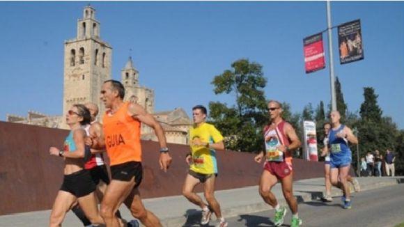 La Mitja Marató es disputa el diumenge 23 d'octubre / Font: Championchip.cat