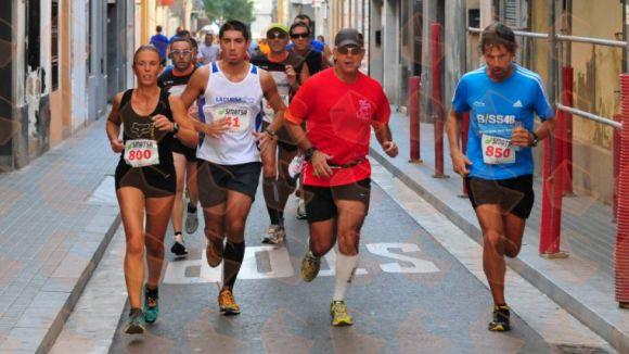 La Mitja Marató provocarà talls de trànsit en els carrers del circuit
