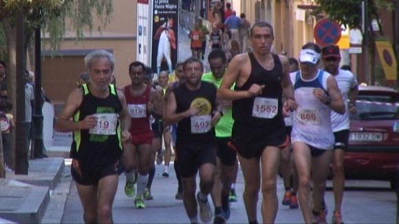 Una imatge de la Mitja Marató