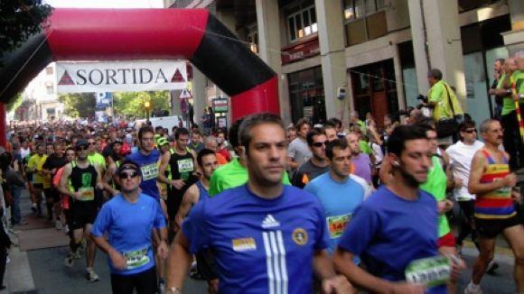 Aconsegueix el DVD de la Mitja Marató a Cugat.cat