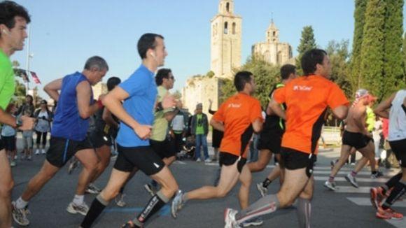 La Mitja Marató afectarà la mobilitat diumenge entre les nou del matí i migdia
