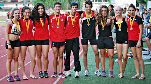 El Club Muntanyenc, entre els millors clubs d'Espanya en gestió esportiva