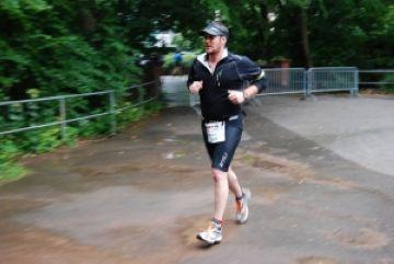 Pallarès finalitza l'Ironman i venç al mal temps