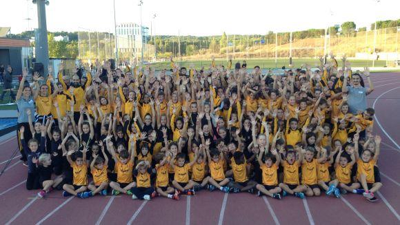 Més de 400 esportistes integren les seccions del Club Muntanyenc Sant Cugat aquesta temporada