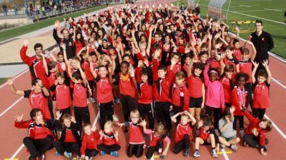 La secció d'atletisme del Muntanyenc inicia els entrenaments el 14 de setembre