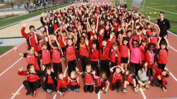 La secció d'atletisme del Muntanyenc trenca el vincle amb el Barça i tindrà categoria júnior