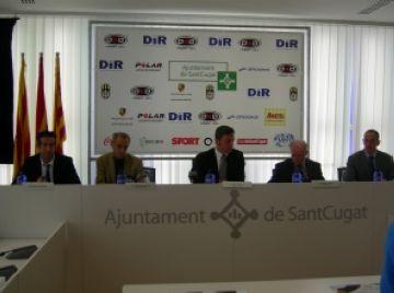 Compte enrere de la Sant Silvestre Barcelonesa a Sant Cugat