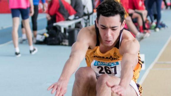Els atletes del Muntanyenc Sant Cugat es llueixen al Campionat de Catalunya