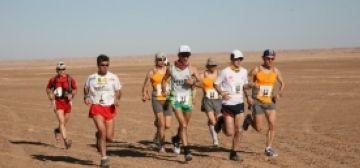 El Muntanyenc a la Sàhara Marathon