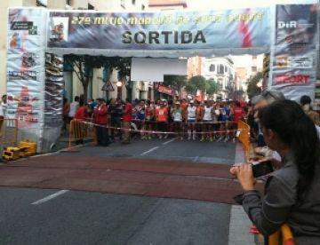 Ortega i Bahom es proclamen campions de la Mitja Marató