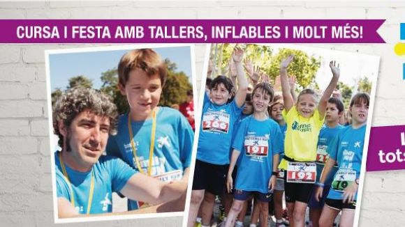 La cursa The Family Run arriba a Sant Cugat de la mà del Junior