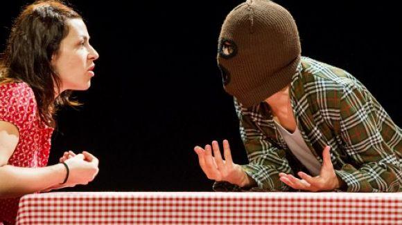 L'obra de teatre 'Solfatara' puja a l'escenari del Teatre la Unió