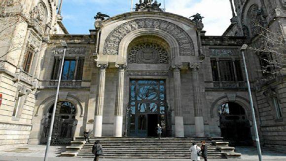 L'Audiència de Barcelona condemna un home per estafar botigues a Barcelona i Sant Cugat