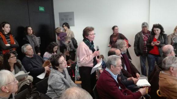 El Pacte per la Nit i el model d'escola, protagonistes a l'audiència ciutadana