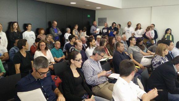 La seguretat a les Planes i #VolpelleresViu, protagonistes de l'audiència ciutadana del ple