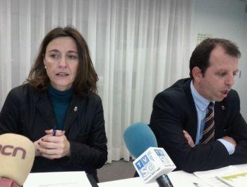 L'atenció a les persones i la lluita contra l'atur, prioritats en els pressupostos 2012