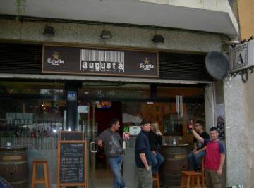 El Bar Augusta tanca