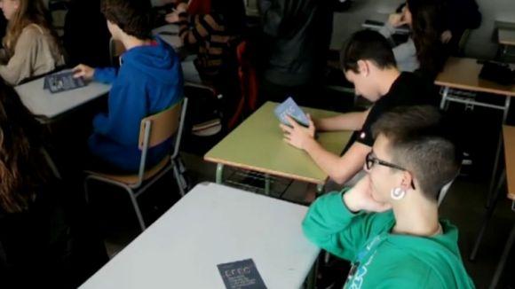 El ple surt una vegada més en defensa de la immersió lingüística a les escoles