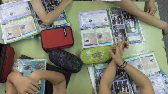 La Generalitat obre la porta a concertar places de l'escola d'educació especial
