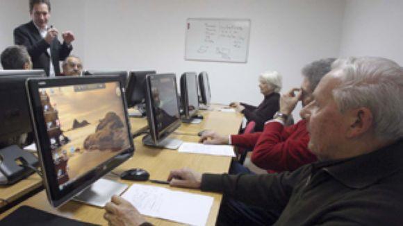 Un taller de l'Aula d'Extensió Universitària