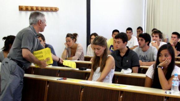 Sant Cugat Empresarial obre les portes a alumnes de Sant Cugat ESN