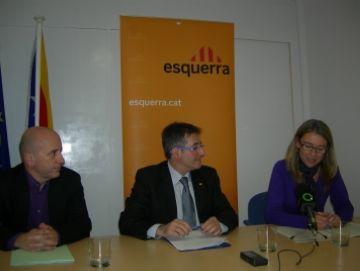 ERC es compromet a impulsar el comerç local i les noves tecnologies en la propera legislatura